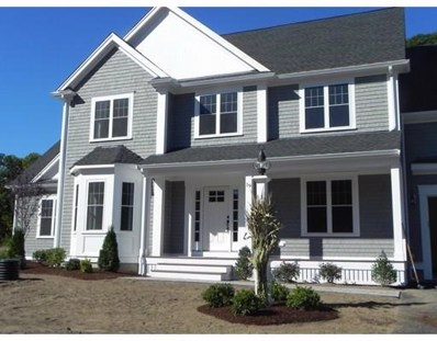 20 Deer Common, Lot 9, Scituate, MA 02066 - MLS#: 72103775