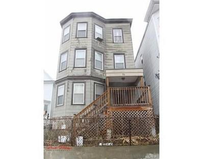 71 Clarkson St, Boston, MA 02125 - MLS#: 72105479