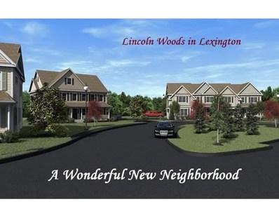 3 Grey Oaks Circle UNIT 3, Lexington, MA 02421 - MLS#: 72105891