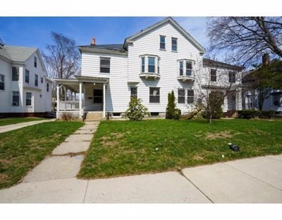 322 Highland St, Worcester, MA 01602 - MLS#: 72111683