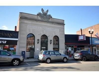 81 Main Street, Maynard, MA 01754 - MLS#: 72118869