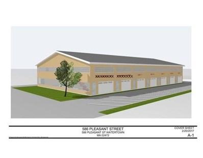 586 Pleasant St UNIT 7, Watertown, MA 02472 - MLS#: 72124152