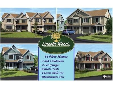 15 Grey Oaks Circle UNIT 15, Lexington, MA 02421 - MLS#: 72125578
