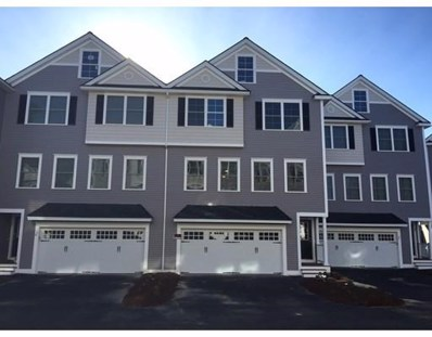 1900 Turnpike Street UNIT N-1, North Andover, MA 01845 - MLS#: 72127817