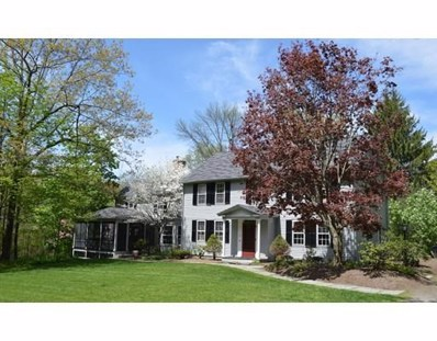 27 Whitney Road, Stow, MA 01775 - MLS#: 72133585