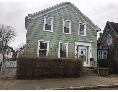 58 Campbell St, New Bedford, MA 02740 - MLS#: 72135853