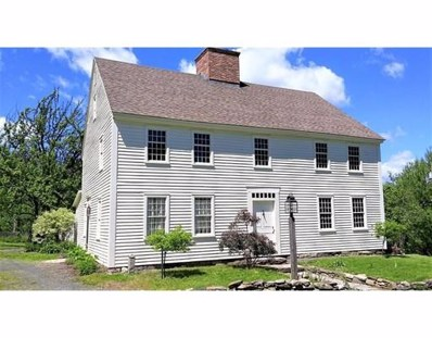 1600 Russell Road, Montgomery, MA 01085 - MLS#: 72136849