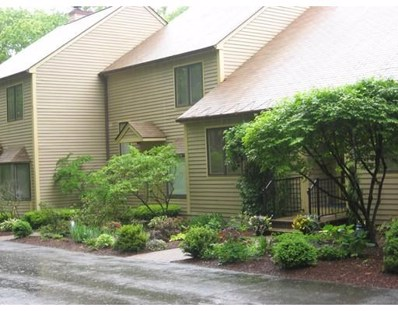 22 Bentwood Drive UNIT 22, Sturbridge, MA 01566 - MLS#: 72137284