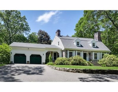 45 Miller Hill Road, Dover, MA 02030 - MLS#: 72146610
