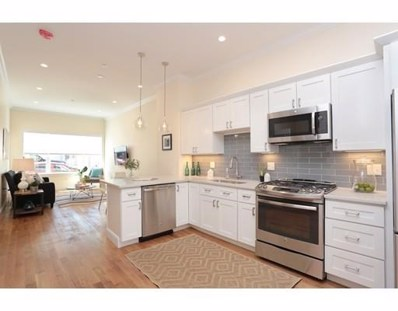 37-39 Lamson Street UNIT 1, Boston, MA 02128 - MLS#: 72153779