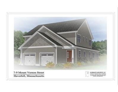 7 Mount Vernon Street UNIT 7, Haverhill, MA 01830 - MLS#: 72154759