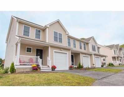 58 Reed Avenue UNIT 9, North Attleboro, MA 02760 - MLS#: 72155762