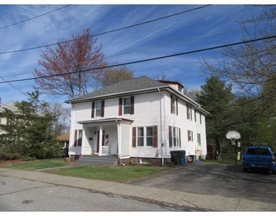 9 Bailey St, Uxbridge, MA 01569 - MLS#: 72155822
