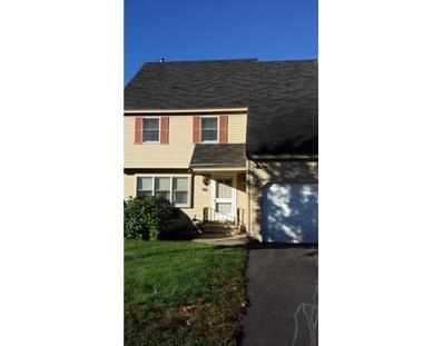 86 Botany Bay Rd UNIT 86, Worcester, MA 01602 - MLS#: 72158413