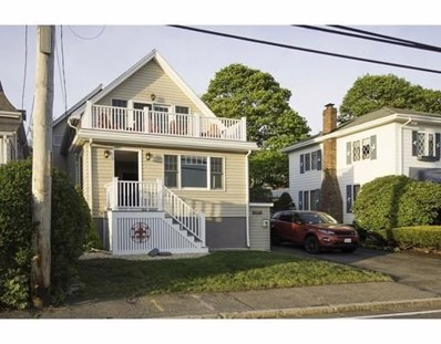 136 Willow, Nahant, MA 01908 - MLS#: 72160122