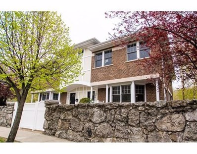 644 Hammond St UNIT 644, Brookline, MA 02467 - MLS#: 72161810