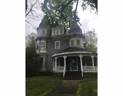 136 Highland St, Brockton, MA 02301 - MLS#: 72161968
