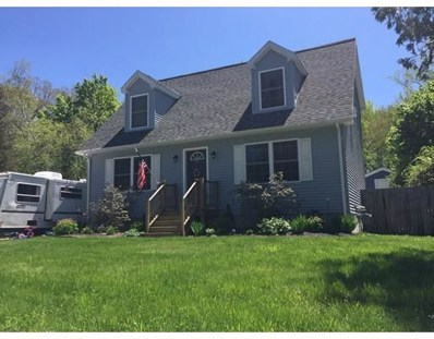 25 Kennedy St, Uxbridge, MA 01569 - MLS#: 72165127