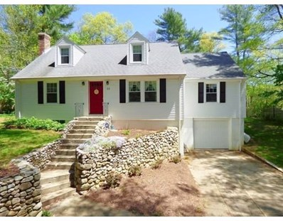22 Old Cross St, Hanover, MA 02339 - MLS#: 72165822
