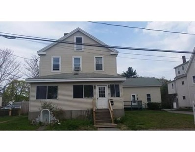 27 2ND St, Taunton, MA 02780 - MLS#: 72167958