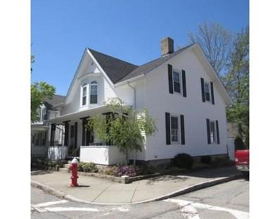 25 Chestnut Street, New Bedford, MA 02740 - MLS#: 72168753