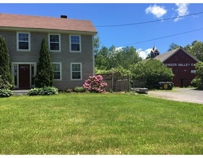 1357 Bernardston Road, Greenfield, MA 01301 - MLS#: 72169753