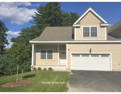 5B Lilac Circle UNIT 5B, Groton, MA 01450 - MLS#: 72170139