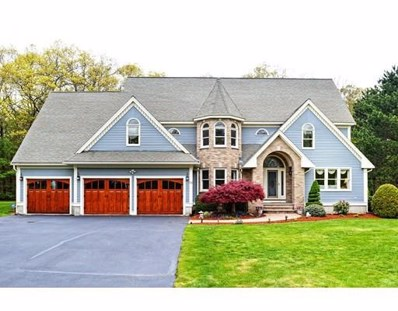 13 Olde Coach Rd, North Reading, MA 01864 - MLS#: 72170220