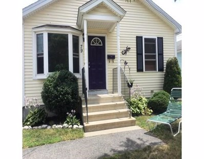 79 Brush Hill Rd, Providence, RI 02909 - MLS#: 72171196