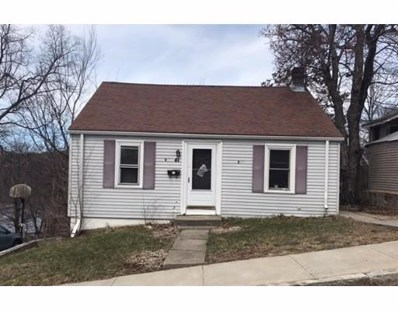 41 Indian Lake Pkwy, Worcester, MA 01605 - MLS#: 72171642