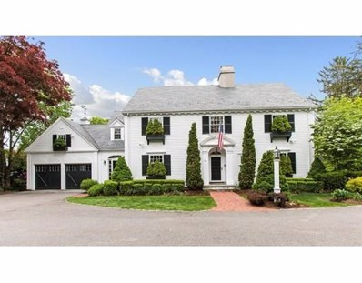 164 Forest Street, Wellesley, MA 02481 - #: 72171893