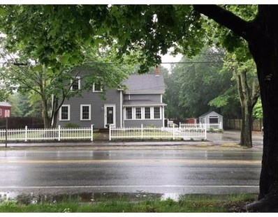 486 Main St, Hingham, MA 02043 - MLS#: 72177682