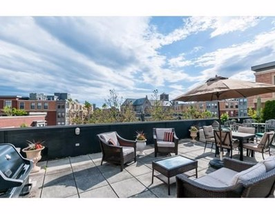 17 Savoy Street UNIT D-310, Boston, MA 02118 - MLS#: 72178506