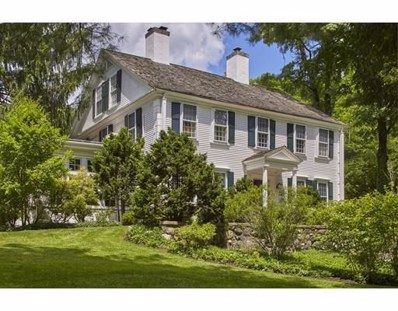 543 Boston Post Road, Weston, MA 02493 - MLS#: 72178595