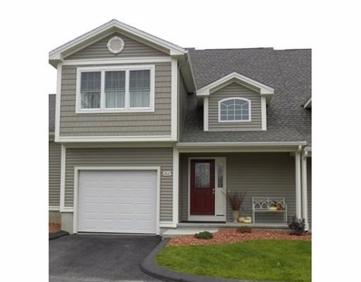 517 Ideal Lane - Pondview Manor UNIT 611, Ludlow, MA 01056 - MLS#: 72179578