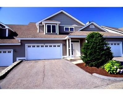 813 Ledgewood Way UNIT 813, Clinton, MA 01510 - MLS#: 72180123