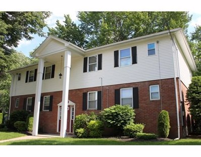 27 Colonial Cir UNIT C, Chicopee, MA 01020 - MLS#: 72180340