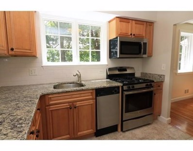 63 Linden St. UNIT 8, Wellesley, MA 02482 - MLS#: 72182541