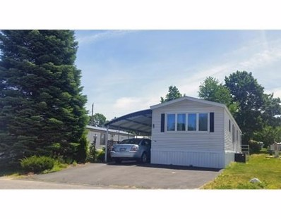 556 Central  St. UNIT 36, Leominster, MA 01453 - MLS#: 72182756
