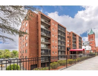 100 High St UNIT 806, Medford, MA 02155 - MLS#: 72183540