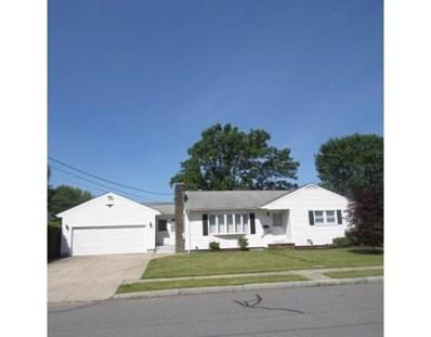 27 Pineridge Street, New Bedford, MA 02740 - MLS#: 72183630