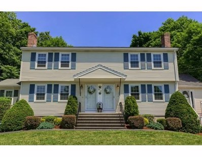 33 Mount Vernon St UNIT 33, North Andover, MA 01845 - MLS#: 72183977