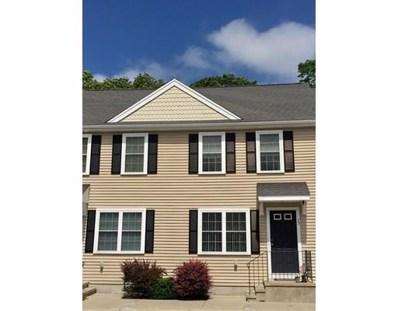 75 Boxberry Lane UNIT 75, Rockland, MA 02370 - MLS#: 72185339