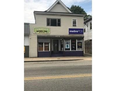 574 N Main St, Brockton, MA 02301 - MLS#: 72188832