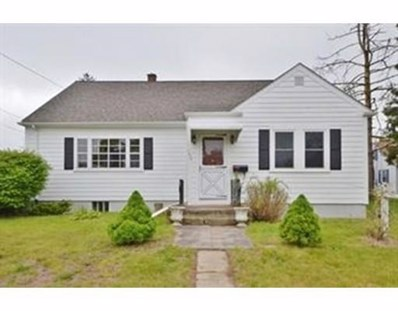 1034 Beckett Street, New Bedford, MA 02745 - MLS#: 72189547