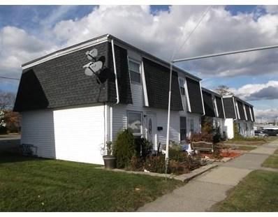 1549 Cove Road UNIT P-2, New Bedford, MA 02740 - MLS#: 72191865