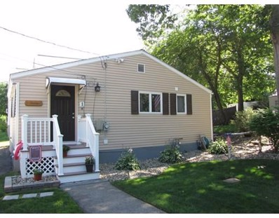 1 Pinecrest Rd, North Reading, MA 01864 - MLS#: 72192080