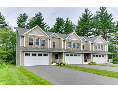 215 Rangeway Road UNIT 33, Billerica, MA 01821 - MLS#: 72192586