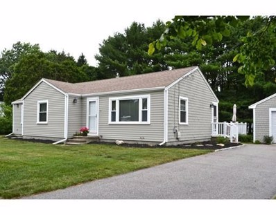 15 Blueberry Way, Marion, MA 02738 - MLS#: 72193133