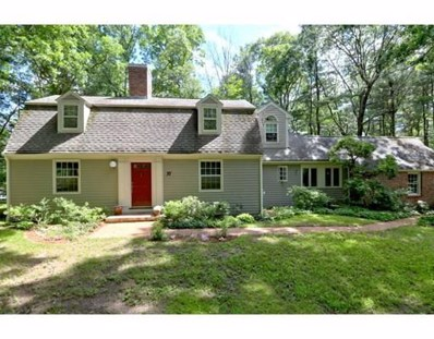 37 High Rock Road, Wayland, MA 01778 - MLS#: 72194130